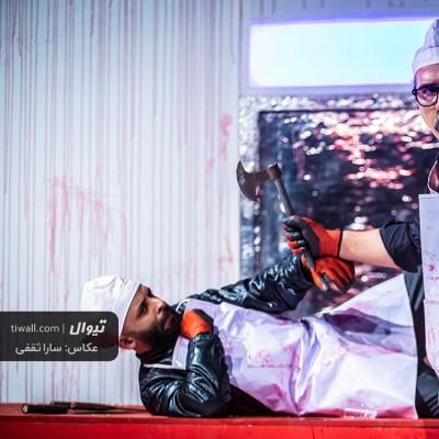 گزارش تصویری تیوال از نمایش خواب زدگی / عکاس: سارا ثقفی | عکس