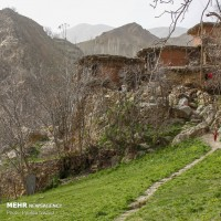 زندگی در روستای « سرآقا سید» | عکس