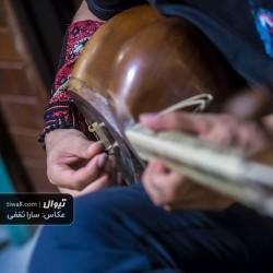 گزارش تصویری تیوال از تمرین گروه «آن» / عکاس: سارا ثقفی | گروه آن - سیاوش ایمانی