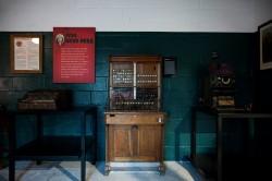روایت داستانهای مخوف در موزه جاسوسی کا گ. ب | عکس