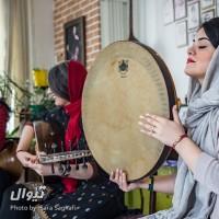 گزارش تصویری تیوال از کنسرت گروه راستان و فاطمه ساغری / عکاس: سارا ثقفی | گروه راستان