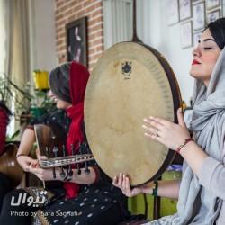 کنسرت گروه راستان و فاطمه ساغری (ویژه بانوان) | عکس