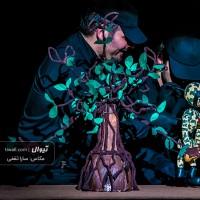 نمایش درخشنگ | گزارش تصویری تیوال از نمایش درخشنگ / عکاس:سارا ثقفی | عکس