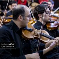 گزارش تصویری تیوال از تمرین ارکستر مانجین (ارسلان کامکار)، سری سوم / عکاس: سارا ثقفی | ارکستر مانجین، ارسلان کامکار