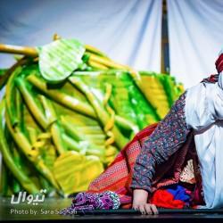 نمایش غول بابا | عکس