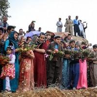 اولین جشنواره انار هورامان، کردستان | عکس