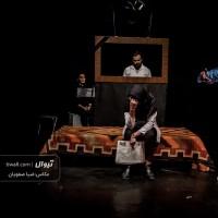 نمایش مشغله کاذبیه | گزارش تصویری تیوال از نمایش مشغله کاذبیه / عکاس: سید ضیا الدین صفویان | عکس