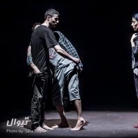 گزارش تصویری تیوال از نمایش جان کاه / عکاس: سارا ثقفی | عکس