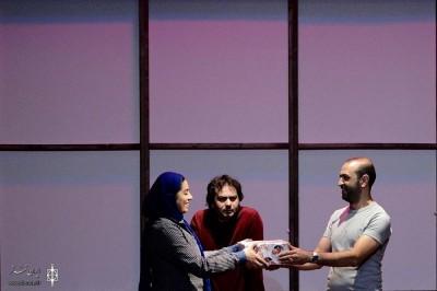 نمایش ابوبکر محمدی، فاطمه محمدی | فاطمه ، فاطمه است | عکس