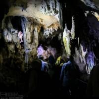 غار «قوری قلعه» | عکس