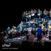 گزارش تصویری تیوال از کنسرت ارکستر کوبهای هاناوا / عکاس: سارا ثقفی | گروه هاناوا