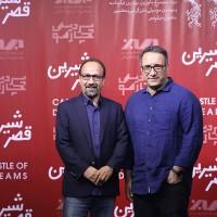 گزارش تصویری تیوال از اکران خصوصی فیلم قصر شیرین / عکاس: فاطمه تقوی | عکس