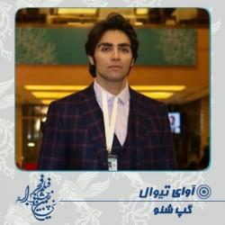 فیلم دعوتنامه   گفتگوی تیوال با شهاب شادابی   عکس