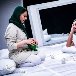 نمایش ادیپ افغانی | عکس