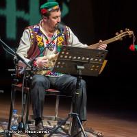 گزارش تصویری تیوال از کنسرت گروه بدخشان (تاجیکستان)  / عکاس: رضا جاویدی | عکس