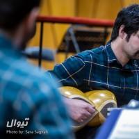 گزارش تصویری تیوال از تمرین کوارتت فیلارمونیک تهران / عکاس: سارا ثقفی | ارکستر فیلارمونیک تهران ، شریف لطفی