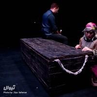 نمایش مردگان | عکس