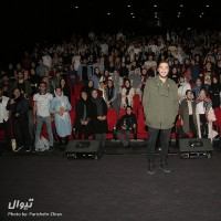 فیلم خفهگی | گزارش تصویری تیوال از اکران مردمی فیلم خفهگی / عکاس: پریچهر ژیان | عکس