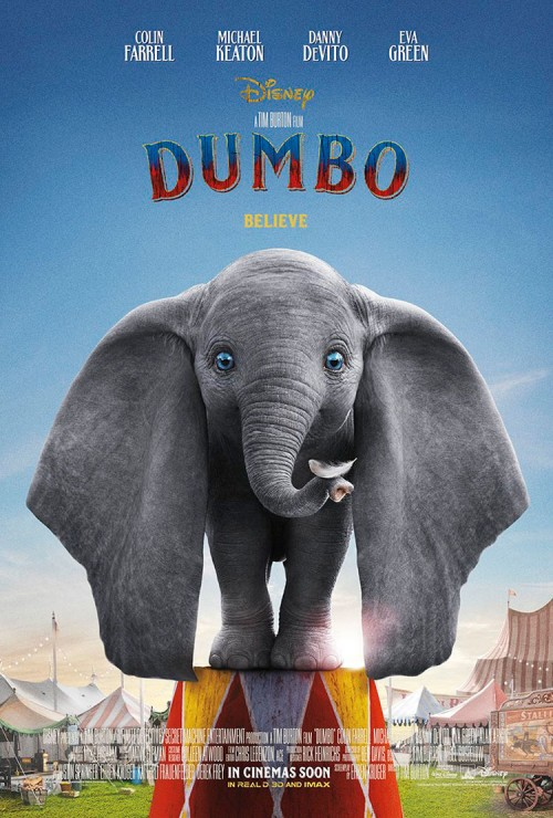 عکس فیلم دامبو