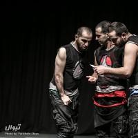 نمایش پسرهای پشت نقاب | عکس
