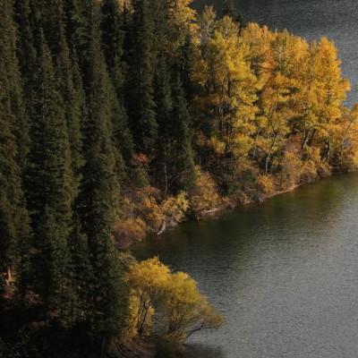 پاییز در نقاط مختلف جهان | Almaty region, Kazakhstan
