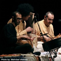 کنسرت گروه روحتاف   عکس