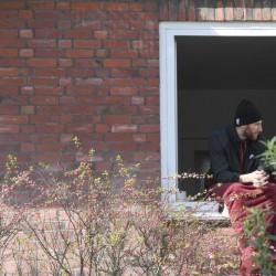 پنجره و بالکنهای جهان در روزهای کرونا | هامبورگ، آلمان