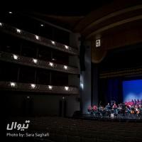 گزارش تصویری تیوال از کنسرت ارکستر مانجین، سری چهارم/ عکاس: سارا ثقفی | ارکستر مانجین ، ارسلان کامکار