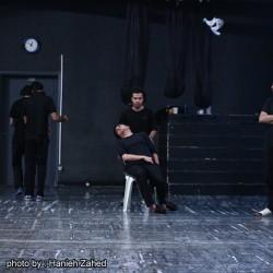 نمایش در بارانداز | عکس