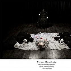نمایش خانه ی برناردا آلبا   عکس