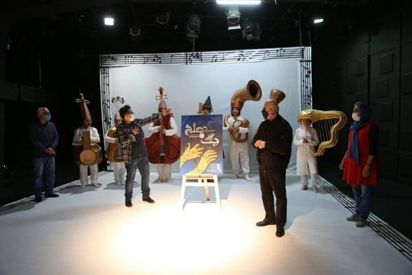 آرزوهای جهانی بهروزغریب پور در افتتاحیه تئاتر موزیکال «جنگ و صلح» | عکس