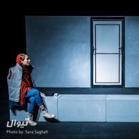 گزارش تصویری تیوال از نمایش پروانه الجزایری / عکاس: سارا ثقفی | عکس