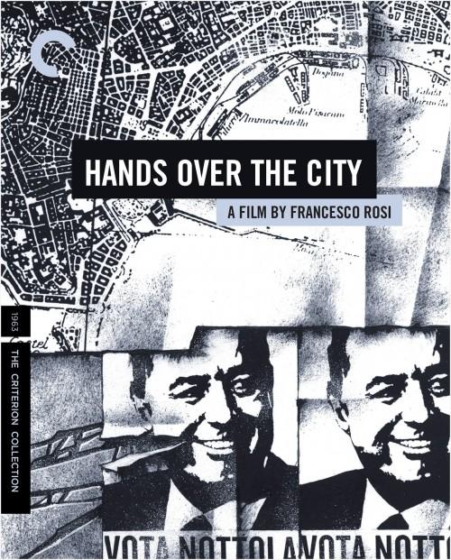 عکس فیلم دست ها روی شهر