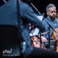 گزارش تصویری تیوال از کنسرت ارکستر مانجین، سری نخست / عکاس: سارا ثقفی | ارکستر مانجین، ارسلان کامکار