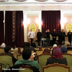 کنسرت آنسامبل کارگاه باروک (ویل و زمستان) | عکس
