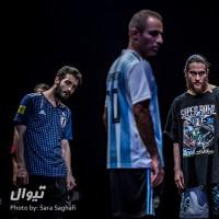 گزارش تصویری تیوال از نمایش وحشی / عکاس: سارا ثقفی | عکس