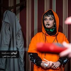 گزارش تصویری تیوال از نمایش قطع دست در اسپوکن / عکاس: سارا ثقفی | عکس