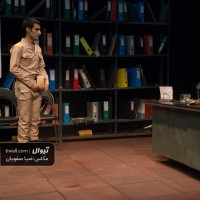 گزارش تصویری تیوال از نمایش لانچر ۵ / عکاس: سید ضیا الدین صفویان | عکس