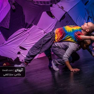 گزارش تصویری تیوال از نمایش بدون نام / عکاس: سارا ثقفی | عکس