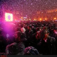 حال و هوای سال نو میلادی در ارمنستان | عکس
