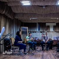 کنسرت سازهای بادی چوبی و برنجی | گزارش تصویری تیوال از تمرین کنسرت سازهای بادی چوبی و برنجی، سری نخست / عکاس: سارا ثقفی | کنسرت سازهای بادی چوبی و برنجی - نصیر حیدریان