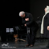 گزارش تصویری تیوال از اختتامیه نخستین جشنواره تئاتر اکبر رادی (سری نخست) / عکاس: پریچهر ژیان | عکس