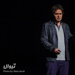 نمایش ابوبکر محمدی، فاطمه محمدی | عکس