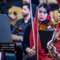 گزارش تصویری تیوال از تمرین ارکستر مانجین، سری نخست / عکاس: سارا ثقفی | ارسلان کامکار، ارکستر مانجین، رعنا علیزاده
