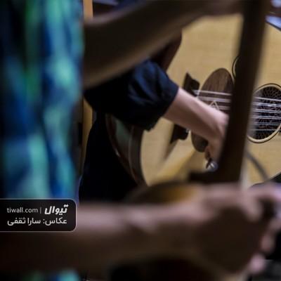 گزارش تصویری تیوال از تمرین گروه «آن» / عکاس: سارا ثقفی | گروه آن