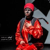 گزارش تصویری تیوال از نمایش علیه من شهادت نده ۹۰ / عکاس: رضا جاویدی | عکس