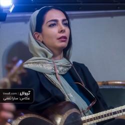 گزارش تصویری تیوال از تمرین گروه «آن» / عکاس: سارا ثقفی | ساناز ستارزاده - گروه آن