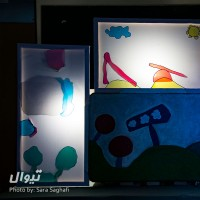 گزارش تصویری تیوال از تمرین نمایش چمدان عجیب / عکاس: سارا ثقفی  | عکس