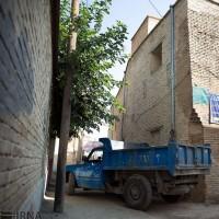 مرمت حمام نظام شهرکرمانشاه | عکس