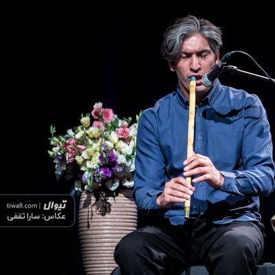 گزارش تصویری تیوال از کنسرت گروه «آن» / عکاس: سارا ثقفی | هوشمند عبادی - گروه آن